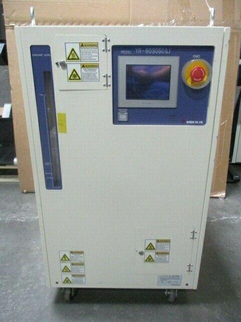 Risshi Co. YR-8030SC(L) Chiller, LAM 778-039851-002, 451356