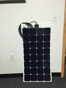 100 watt FLEXIBLE SOLAR PANELS...PERFECT FOR BOATS or RV's Kitchener / Waterloo Kitchener Area image 2