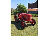 David Brown 25D Diesel Tractor