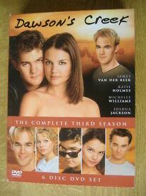 Dawsons Creek 6 Disc DVD Box Set Complete 3rd Season
