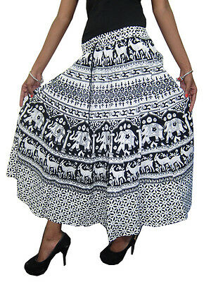 Boho Gypsy Hippie Skirt | eBay