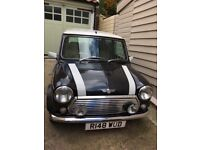 RARE - ANTHRACITE COLOURED CLASSIC MINI COOPER, LOTS OF WORK AND ALL RECEIPTS, OFFERS CONSIDERED