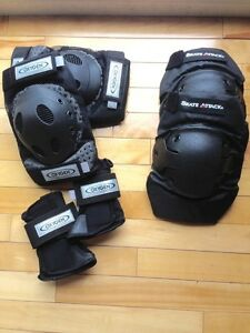Protecteurs pour Rollerblade