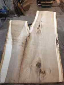BEAUTIFUL LIVE EDGE!! VARIETY OF SPECIES! London Ontario image 8