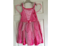 Girl's Fairy Dress Costume Fancy Dress from M&S: Age 7-8