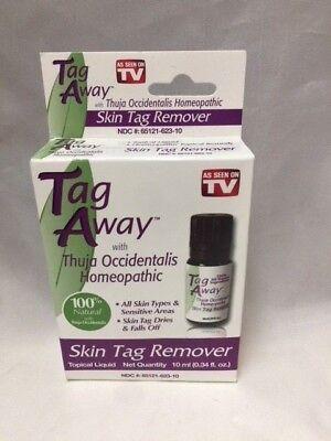 как выглядит Натуральное или гомеопатическое средство Tag Away Skin Tag Remover 893621002344 фото