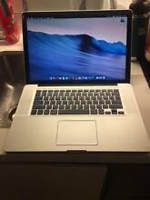 MacBook Pro (15-inch, Mid 2012) 2.3 GHz Intel Core i7 Chippendale Inner Sydney Preview