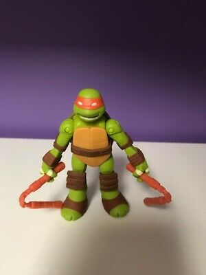 TMNT Battle Shell Mikey Action Figure