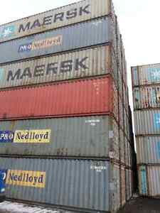 Shipping Containers Direct from yard from $1500