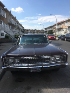 1966 New Yorker Chrysler