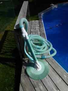 Kreepy Krauly EZ Vac suction pool cleaner