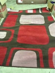 Funky Rug Good Condition 155 X 222cm