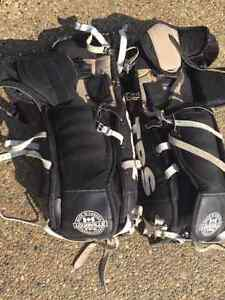 32 in Goalie Pads PRICE REDUCED Strathcona County Edmonton Area image 2