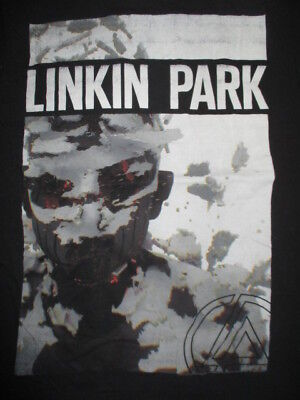 2012 LINKIN PARK Concert Tour (LG) T-Shirt Chester Bennington