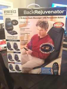 Back Rejuvenator Massage Pad