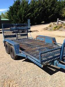 Large Dual- Axle Trailer Mitchell Gungahlin Area Preview