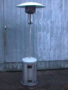 2.1 Meter Tall Outdoor Patio Heater Boronia Knox Area Preview
