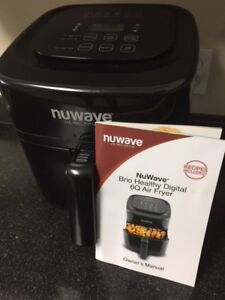Air Fryer Nuwave Brio 6 Qt