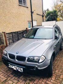 BMW X3 2.5 i SE 5dr Automatic