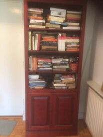 bookcase (without the books)