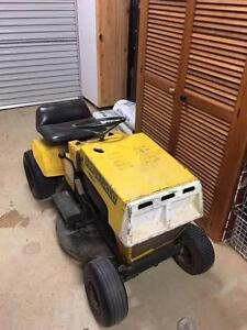Greenfields ride-on mower Mareeba Tablelands Preview