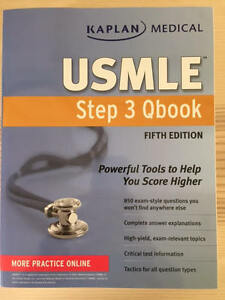 *Brand New* Kaplan USMLE Medical Books - *Possible Delivery*
