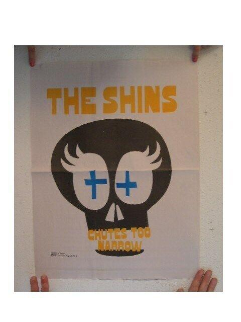 The Shins Poster Chutes Too Narrow
