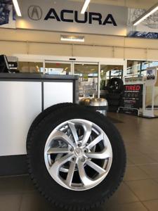 4 x Pirelli Ice Zero FR Winter tires Mounted - Brand New