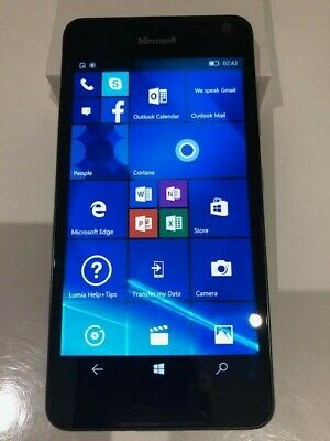 **GRADE A** Microsoft Lumia 650 4G Mobile Phone Nokia *UNLOCKED* 6 MTHS WARRANTY