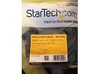 Startech display port> dvi adapters