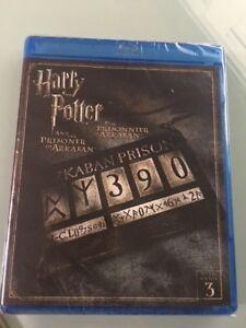 NEUF Harry Potter et le prisonnier d'Azkaban BLU RAY