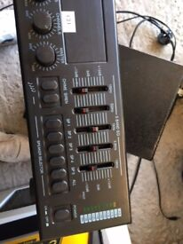 PA Amplifier - used but good working condition InterM PA2000A