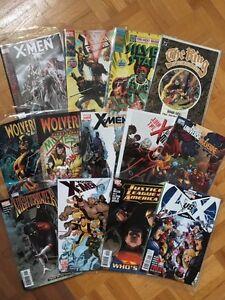 $1 Marvel & DC #1 issues Spiderman Avengers New 52 X-Men Batman