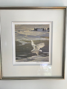 Robert Bateman Print - Framed and Signed