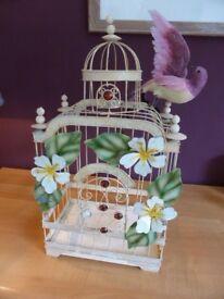 Wire Decorative Bird Cage