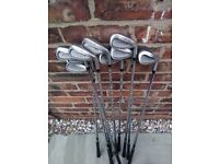 Taylormade golf iorns