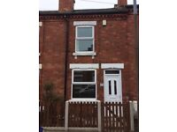 Heanor Ray St Two bed house to let