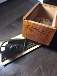 Veritas Edge Trimming Block Plane In Box