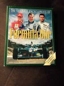 Ultimate Encyclopedia of Formula One Grand Prix Racing