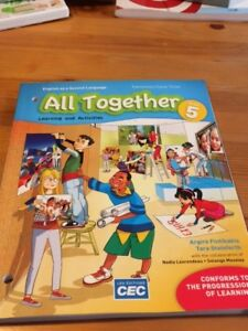 All Together Grade 5 Learning and activities 5ème an du primaire