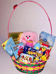 Gift Baskets for Easter- Home Made