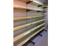 Shop Fittings - Shelving