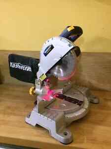 """7 1/4"""" Compound Mitre Saw With Laser Line - Excellent Condition"""