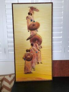 Timber Framed Canvas Print