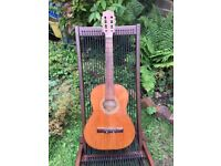 Small Spanish guitar - 6 string Hokada (child size?)