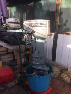 Wanted: Wanted outboards dead or alive