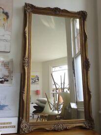 original antique mirror
