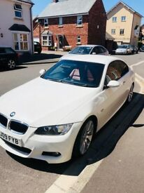 BMW 320i M-Sport Highline Coupe with Red Dakota Leather (Immaculate condition)