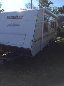 2012 Windsor Genesis GC585X 5 berth Family Van Shelley Canning Area Preview