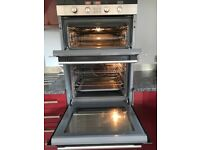 Siemens Fan Assisted Double Oven, Induction Hob, Warming Drawer & Luxair Cooker Hood